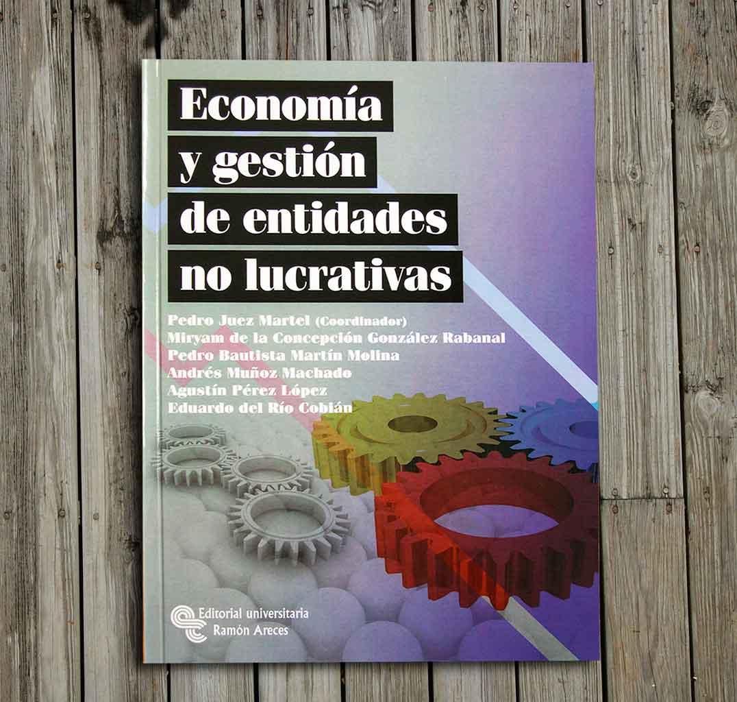 Libro Gestión de entidades no lucrativas
