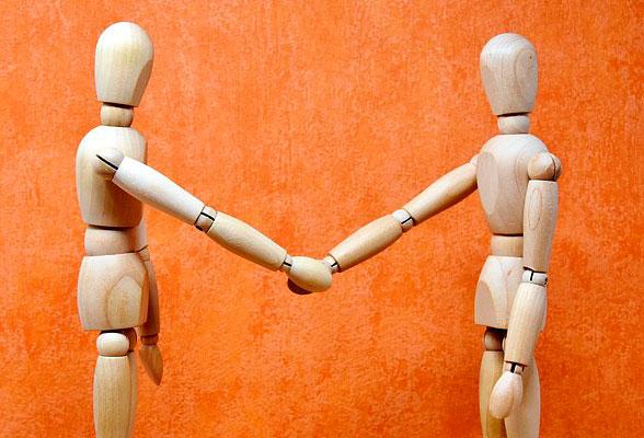 Colaboración entre empresas y ong