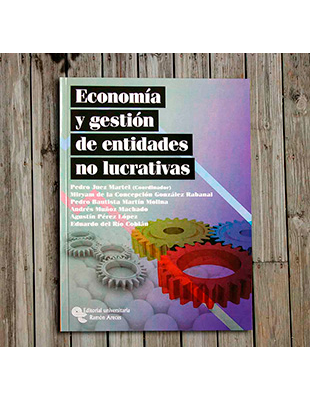 Libro Economía y gestión de entidades no lucrativas