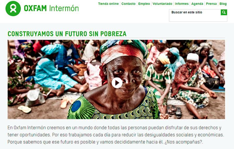 Conexión emocional - Oxfam