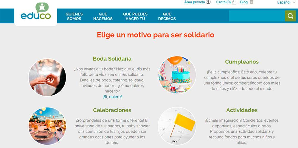 Participación - Educo