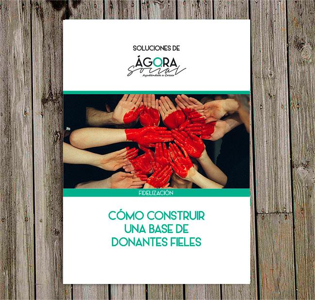 Cómo construir una base de donantes fieles