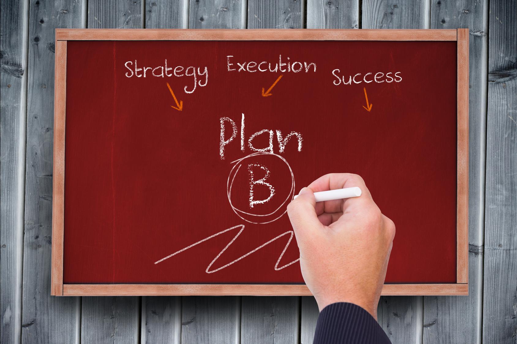 Plan B captación de fondos
